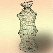 Садок рыболовный, каркас из тросика