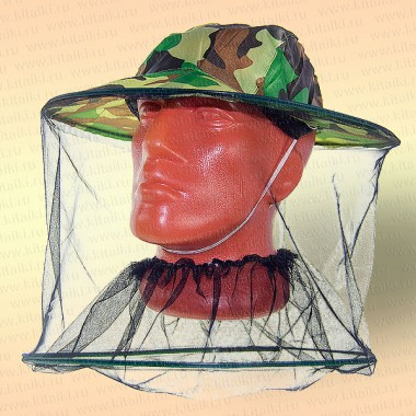 Шляпа антимоскитная
