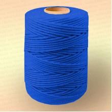 Шнур плетеный Стандарт, на бобине 500 м, диаметр 1,2 мм, синий