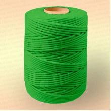 Шнур плетеный Стандарт, на бобине 500 м, диаметр 1,2 мм, зеленый