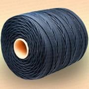 Шнур плетеный Стандарт, на бобине 500 м, диаметр 4 мм, черный