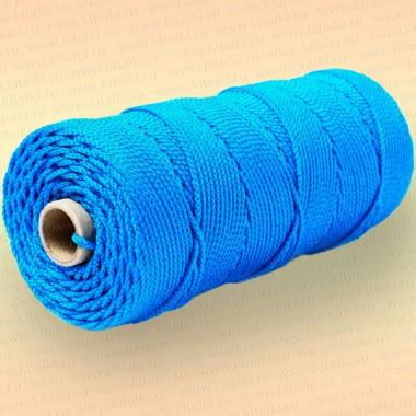 Шнур плетеный Стандарт, на бобине 200 м, диаметр 1,8 мм, синий
