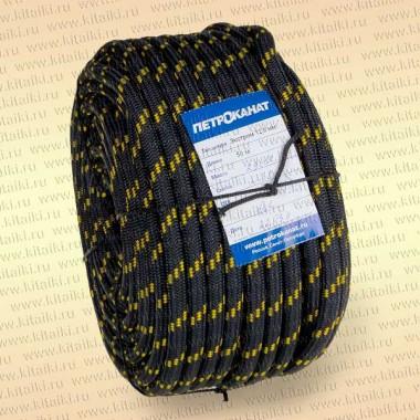 Шнур Экстрим, плетеный, динамика, катушка,  диаметр 14 мм, 50 м