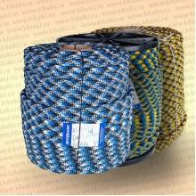 Шнур Аква-Спорт, плетеный, статика, 10 мм, тест 1100 кг, 20 м, евромоток