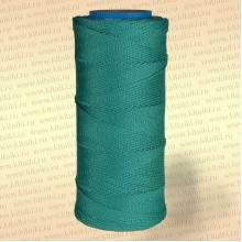 Шнур плетеный Универсал, 2,0 мм, 1000 м, зеленый