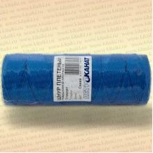 Шнур плетеный Стандарт, на бобине 40 м, диаметр 1,5 мм, синий