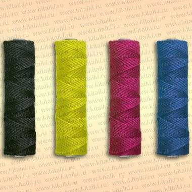 Шнур плетеный Универсал, 2,0 мм, 125 м, красный