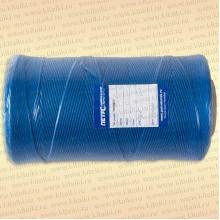 Шнур плетеный Универсал, 2,0 мм, 1000 м, синий
