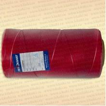 Шнур плетеный Универсал, 2,0 мм, 1000 м, красный