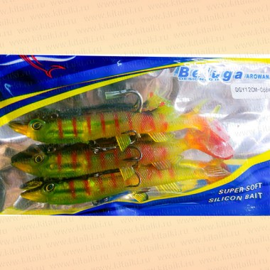 Рыбки DGY12-068, уп 3 шт