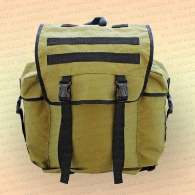 "Рюкзак ""Следопыт"" Аскер, 40 л, цвет -  олива, ткань - Oxford PU 600"