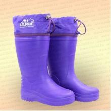 Сапоги женские Следопыт ЭВА, -15с, Размер 36-37, Фиолетовый