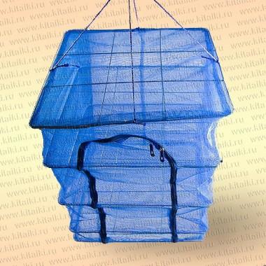 Сушилка для вяления рыбы 40х40 см, высота 60 см