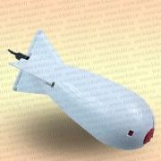 Кормушка для прикормки SPOMB, ракета белая, бомба.