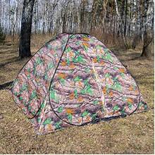 Палатка летняя Автомат КМФ, 1,5 м х 1,5 м