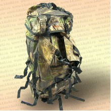 Рюкзак рыбака и туриста, камуфлированный 90 л