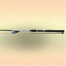 Спиннинг Beluga Extreme 1,80 м, тест 10-50 гр