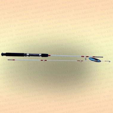Спиннинг штекерный CROCODILE 2-х секционный 1,50 м, тест 50-150 гр