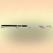 Спиннинг штекерный CROCODILE 2-х секционный 2,10 м, тест 100-250 гр