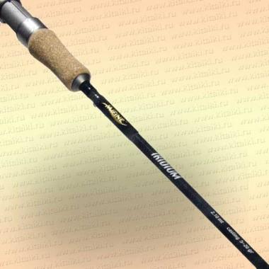 Спиннинг штекерный Iridium 2,7 м тест 5-20 гр