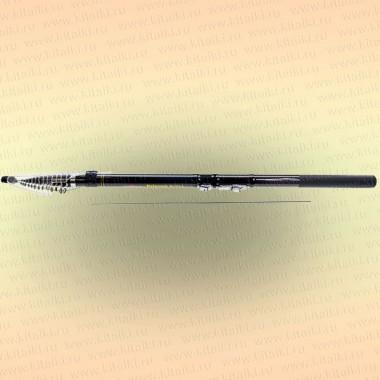 Спиннинг телескопический с кольцами Mikado Princess 7,2 м, тест 5-20 гр