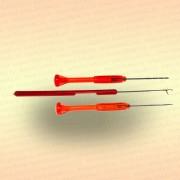 Набор для бойлов: сверло, шило, крючок