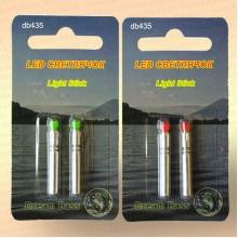Светлячки зеленые для рыбалки, электронные