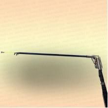 Удочка с самоподсекателем, матовый, 2,4 м, fish-rod