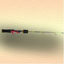 Удочка зимняя Делфи, штекерная с упором, 55 см