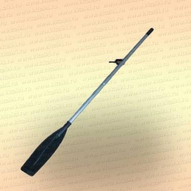 Весло катерное 180-190 см широкая лопасть с уключиной.