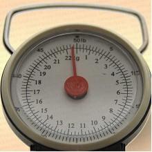 Весы рыболовные Scale