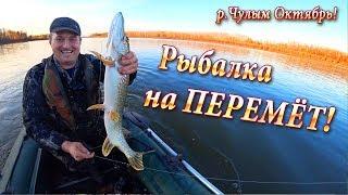 Рыбалка на Перемёт, р.Чулым!