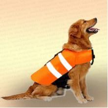 Спасательные жилет для собаки Spass-dog, размер L, собаки до 20 кг, 80х37х68 см