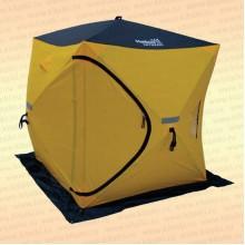 Зимняя палатка Куб Extrime Helios 1,5 м× 1,5 м× 1,7 м